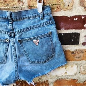 Guess Jeans Cheeky Shorts *Read Sizing